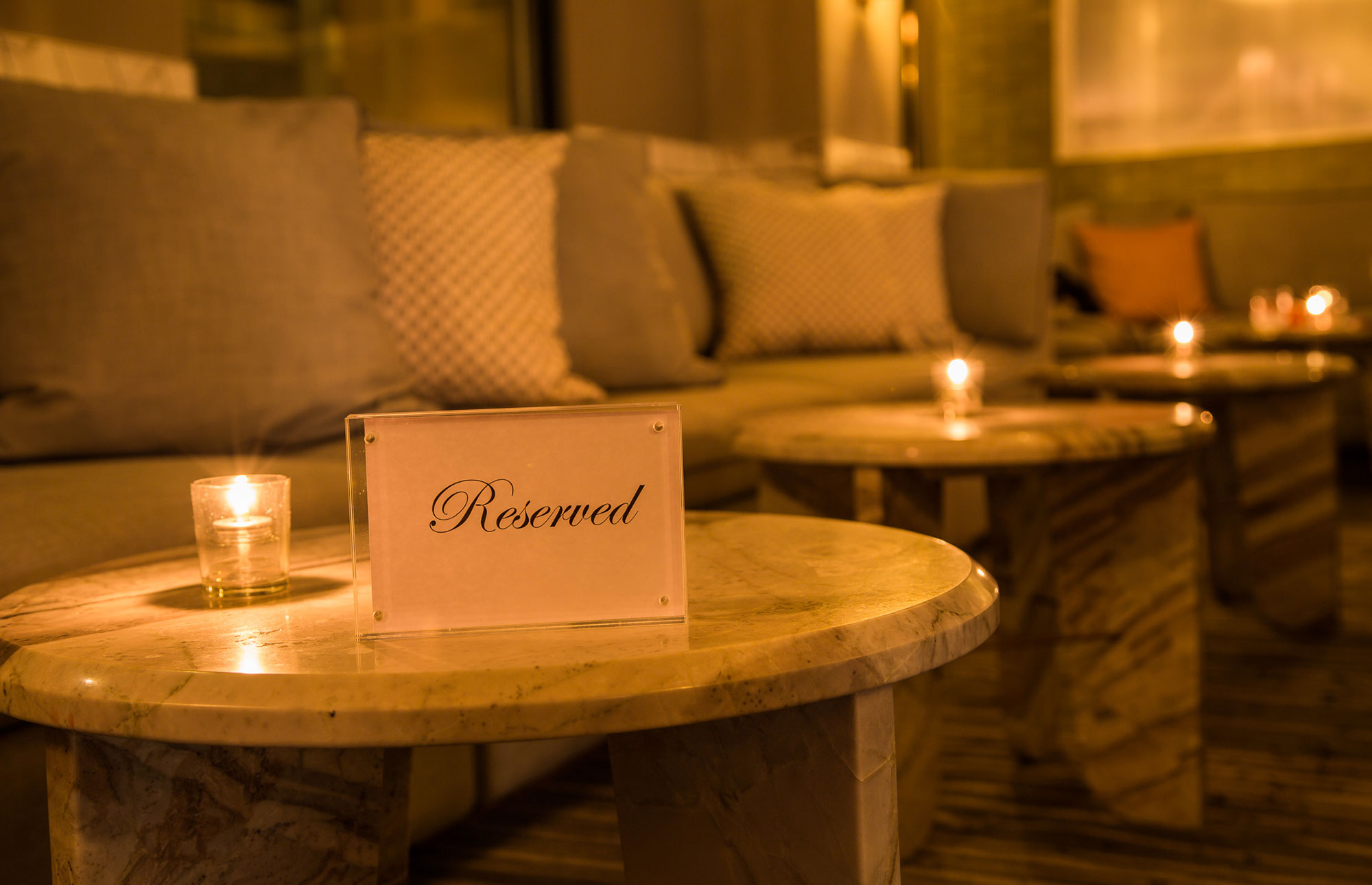 boleo Chicago reserved tables